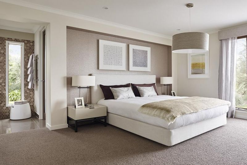 Henley Carmelle Series Home Interiors - Bedroom