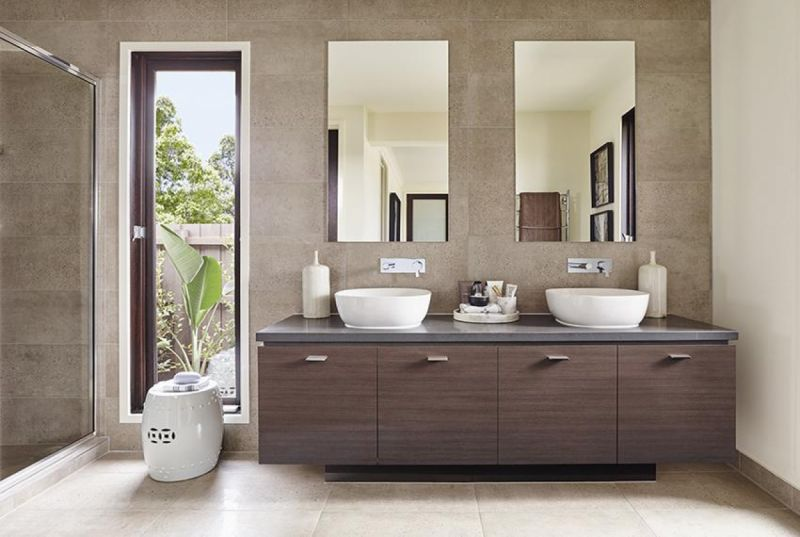 Henley Lexington Series Home Interiors - Ensuite